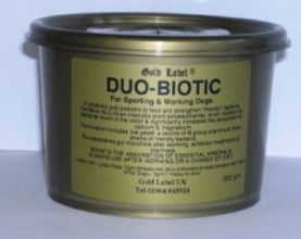 Duo-Biotic Pro and Pre biotic for dogs